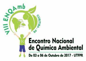 VIII ENQAmb 2017 – Encontro Nacional de Química Ambiental