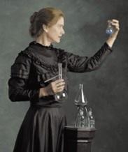 Figura 1 - Marie Curie. Figura Livre.